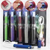 Cheap Evod vv mt3 blister kit Best e cig cigarette kit cigarettes