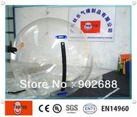 Cheap Free shipping and Crazy price!!! fun entertainment water ball, inflatable water walking ball
