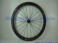 Wholesale Mavic wheels Full carbon road bike wheels mm rim bicycle wheelset C full Carbon fiber road Racing bicycle wheels mm mm available
