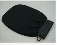 Wholesale Morocco hammam scrub mitt magic peeling glove exfoliating tan removal mitt normal coarse feeling