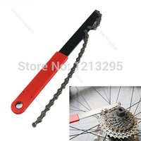 Wholesale New Repair Tools tool sprocket chain whip wrench bicycle bike cycling outdoor