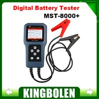 Wholesale 2015 Top selling MST Digital Battery Analyzer original scanner mst battery tester