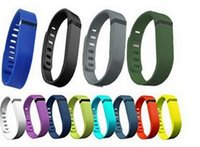 Wholesale Fitbit Flex Wireless Wristband Tracker Activity Step Sleep New Pedometer with Small and Large Size