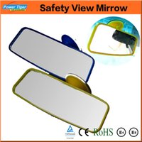 Wholesale New Hot selling mm safety view mirror Back seat car windshield mirrow car mirror Car Styling