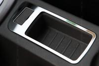 automotive door panels - Automotive interior AUX Interface USB panel frame decorative stickers suitable for Ford Focus