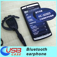 Wholesale Scorpion HC S0303 Black Bluetooth Headphone with MIC Wireless Gaming Headset Earphone For PS3 Phones Laptop with Retail Package