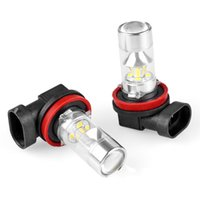 Wholesale High Quality HB4 High Power LED Pure White K W Car Auto Fog Light DRL Driving SMD LED Headlgihgt Lamp Bulb