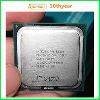 Wholesale E5200 E5400 E5500 Intel Original desktops cpu Intel Pentium Dual Core E5200 Ghz M Mhz LGA Dual CORE DHL