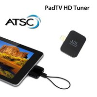 atsc tuner recorder - Syta Mini Digital TV Tuner Receiver ATSC HD Pad Android ATSC TV Receiver Recorder With Remote Control for Android Phone Tablet PC Antenna