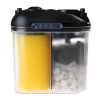 Wholesale EF High performance External Filter Canister Black and Yellow US Plug