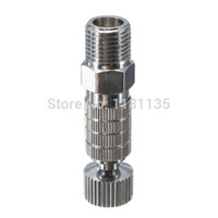 Wholesale Airbrush Quick Release Adapter Disconnect Coupling Connecter inch Fittings Part