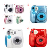 Wholesale FujiFilm Fuji Instax Mini S Instant Photos Films Polaroid Camera Hot New Arrivals Style