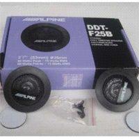 alpine audio speakers - ALPINE DDT F25B Car Speaker Car Tweeters Audio High Efficiency Speakers Universal for KiA RIO K3 k5 k7 M2258