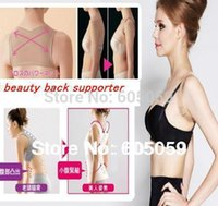 beauty back supporter - corset body women Beauty Back Supporter Posture Shoulder Support Band Belt Brace Corrector Women Shapers For Back uhu039