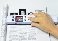 Wholesale 1050DPI Mini Portable High Speed Document Photo Scanner iScan Scanner paper handheld scanner