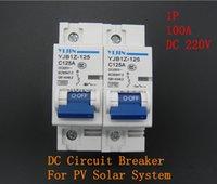 Wholesale P A V DC Circuit Breaker DC MCB Mini Circuit breaker FOR PV Solar system