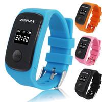Wholesale ZGPAX S22 Kids GPS Watch Anti lost Smart Watch Watch Phone Waterproof Smart Phone SIM Card TF Sport Tracker Wristwatch