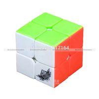 Wholesale Hot Sale PC Speed Magic Puzzle Cube Cyclone Boys x2 X2X2 Stickerless
