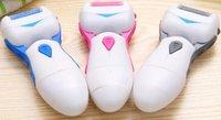abs heel - 2015 new product Foot Pedicure Kit Heel Peeling Machine Electric Exfoliator Dead Hard Skin Callous Remover ABS Feet Care Tool