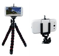 Wholesale Small Octopus Gorilla Soft Flexible Tripod Stand for Digital Camera Video Camcorder