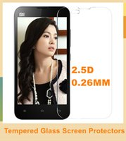 a5000 - For Lenovo A8 A806 A319 A5000 A6000 A7000 Tempered Glass Screen Protectors With retail package D MM H Anti Scratch Anti Glare