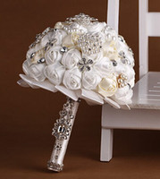 Cheap wedding accessories Best brooch bouquet