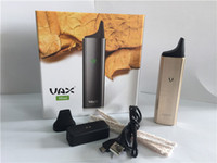 Cheap VAX MINI vaporizer dry herb 2016 Hottest Built in 3000mAH Battery vaporizer Pen for Dry Herb dry herb vaporizers