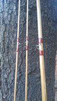 fly rod - New Split Bamboo Fly Rod quot piece with tips