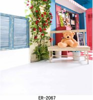 Wholesale 150x220cm new2015 vinyl photography backdrops photo studio photographic background store hot sale top er