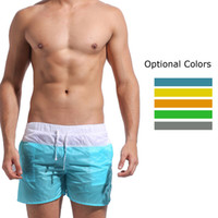 Wholesale 5pieces pack Men s Super thin light Summer Male Pocket Board Shorts Beachwear