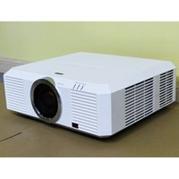 3d projector - 10000 Ansi lumens Outdoor Advertising D Video Mapping Projector for large screen wall splicing outdoor logo projector