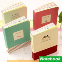 Wholesale 2014 Hot Sale Vintage Episode Diary Book Mini Notebook Agenda Caderno Escolar Stationery Office Material School Supplies