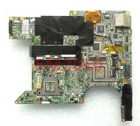 Wholesale For HP pavilion dv9000 dv9500 dv9700 laptop motherboards for intel mainboard Non Integrated Tested