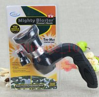 Wholesale Hot Sell Mighty Blaster Fireman s Nozzle professional garden spray ABS Aluminum simple to adjust each standard hose