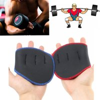 Wholesale Men Women Sports Gym Gloves Fitness Training Exercise Anti Slip Weight Lifting Gloves three Finger Body Workout Mittens