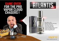 free product samples - Top sell sub ohm atlantis coil for vaporizer electronic cigarette free sample China products