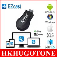 Wholesale Newest Sale Ezcast M2 wireless hdmi wifi display allshare cast dongle adapter miracast TV stick Receiver Support windows ios andriod