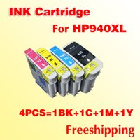 Wholesale for HP XL C4906A C4907A C4908A C4909A compatible INK Cartridges quality gurantee freeshipping