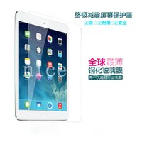 Wholesale Tempered Glass Screen Protector Film Explosion Proof Screen Guard for ipad mini mini IPAD ipad air