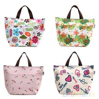 Wholesale Thermal Travel Picnic Lunch Tote Waterproof Insulated Cooler Carry Bag Organizer