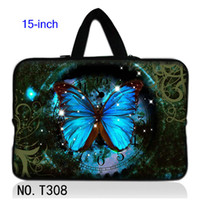 asus laptop blue - Blue Butterfly quot Cute Laptop Carry Case Sleeve Bag Pouch Fit quot Acer Aspire Asus Sony PC