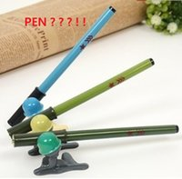 artillery army - funny army military weapons Magic Artillery ballpoint pen Z880 PBB