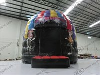 backyard party tents - Outdoor Party Inflatable Disco Dome Tent Bouncer For Adults and Youngers