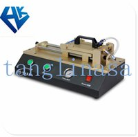 Wholesale 2015 New Universal OCA Laminator Listing Built in Vacuum Pump LCD Machine For iPhone Samsung LCD Touch Screen Repair