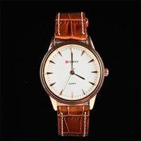Casual Men's Chronograph SS8017 Watch Japan Movement Quartz Clocks Business Men's Watches,Men's Leather Strap Wristwatches