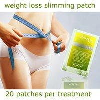 belly fat detox - 6pcs bags slimming fat burning slimming cellulite Belly Detox Adhesive Sheet slimming