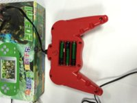 Wholesale The handle can connect TV to play games Children s game BIT handheld color tetris