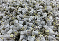Wholesale 100pieces T10 SMD Dome Index Car LED Lamp Bulbs Wedge White Light Headlight DC12V LEDwork lamp Reading bulb