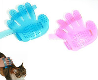 Wholesale Pet Massage Glove beauty care brush cats generic massage creative design