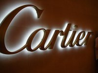 Wholesale LED lighted channel letters D advertising logotypes led sign letters customized signage